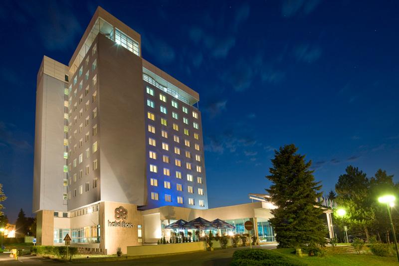 flora hotel olomouc czech republic